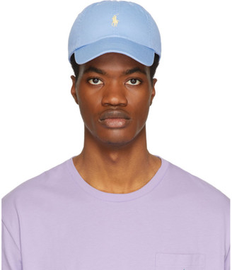 Polo Ralph Lauren Blue Classic Cap
