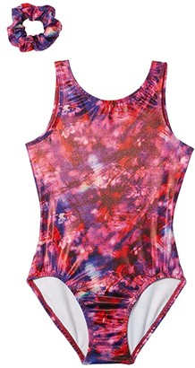 Bloch Floral Fusion Tank Leotard (Toddler/Little Kids/Big Kids) (Floral Fusion) Girl's Jumpsuit & Rompers One Piece