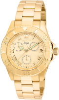Invicta Womens Gold Tone Bracelet Watch-17524