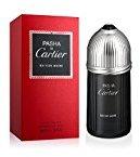 Cartier Pasha de Edition Noire Eau de Toilette Spray for Men, 3.3 Ounce