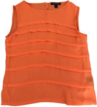 Lauren Ralph Lauren Orange Top for Women