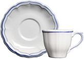 Gien Filets Tea Cup & Saucer