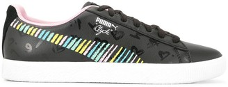 Puma Paneled Low Top Trainers