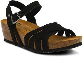 Spring Step Women's Eryn Wedge Sandal