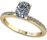 Macy's Diamond Mount Setting (1/5 ct. t.w.) in 14k Gold