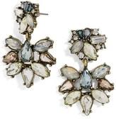 BaubleBar Eirini Crystal Drop Earrings
