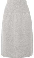 Joseph Boiled Wool Skirt