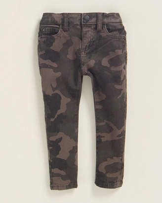 DL1961 Infant Boys) Toby Camo Slim Jeans