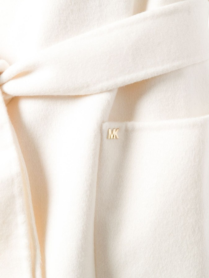 Thumbnail for your product : MICHAEL Michael Kors Belted Midi Coat