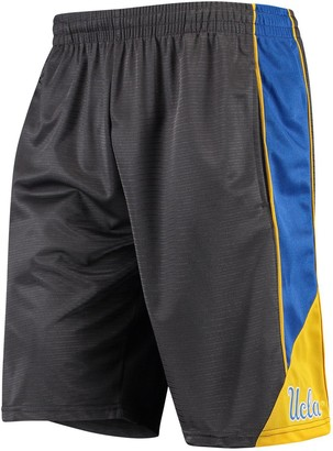 Colosseum Men's Charcoal UCLA Bruins Turnover Shorts
