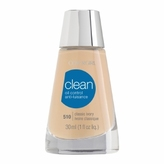 Cover Girl Clean Oil Control Liquid Makeup, Classic Ivory 510