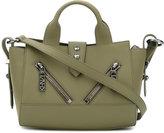 Kenzo Kalifornia shoulder bag - women - Calf Leather - One Size
