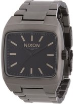 Nixon Men's Manual A2441062 Stainless-Steel Quartz Watch