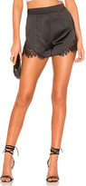 by the way. Ophelia Lace Trim Shorts
