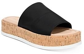 Via Spiga Women's Garcella Slip On Sandals