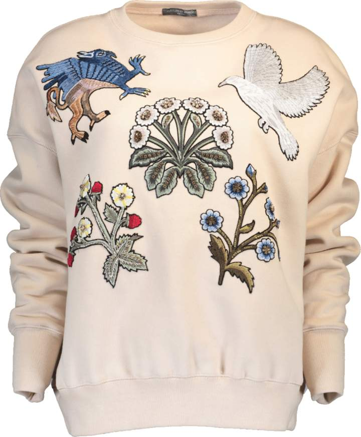 Alexander McQueen Medieval Sweater