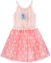 Nickelodeon Nickelodeon's Shimmer and Shine Graphic-Print Dress, Little Girls (4-6X)