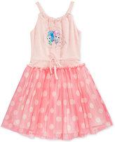 Nickelodeon Nickelodeon's Shimmer and Shine Graphic-Print Dress, Toddler Girls (2T-5T)