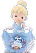 Precious Moments Forever Cinderella Collectible Figurine: Disney Cinderella Collectible by The Bradford Editions
