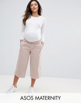 Asos Washed Wide Leg Pant