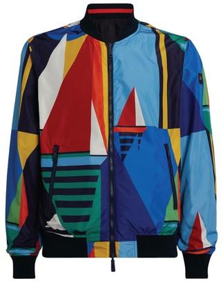 Paul & Shark Reversible Bomber Jacket