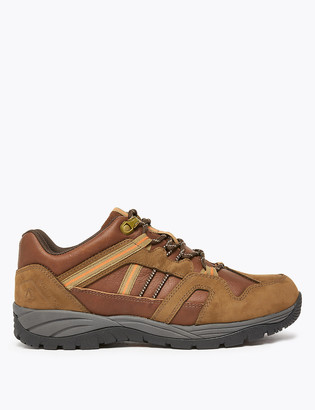 Marks and Spencer Leather Waterproof Walking Shoes
