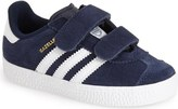 adidas 'Gazelle' Sneaker (Baby, Walker & Toddler)
