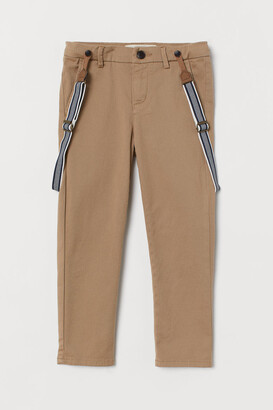H&M Trousers with braces
