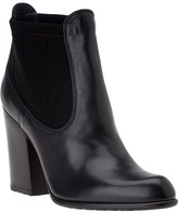 Stuart Weitzman Held Ankle Boot Black Leather