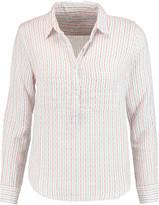 Velvet by Graham & Spencer Striped cotton shirt