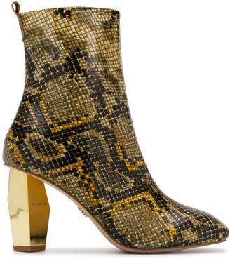Kurt Geiger 80mm Dazon boots