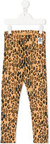 Mini Rodini leopard print leggings