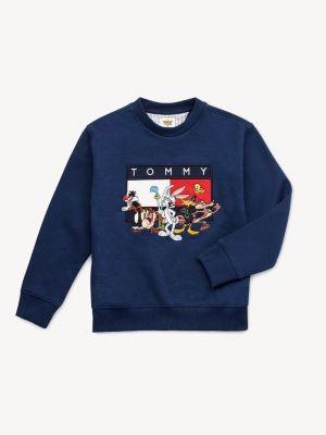 Tommy Hilfiger TJ x Looney Tunes Crew Neck Sweatshirt