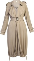 Burberry Wrapped Trench Coat
