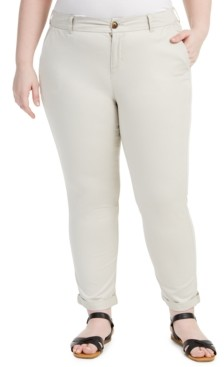 Style&Co. Style & Co Plus Size Chino Pants, Created for Macy's