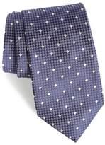 Nordstrom Men's Contrada Dot Silk Tie
