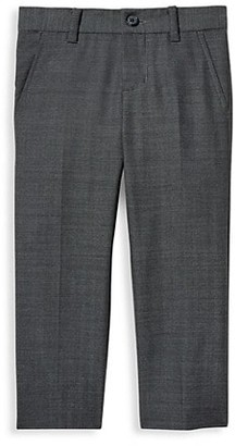 Janie and Jack Baby's, Little Boy's & Boy's Herringbone Wool Pants
