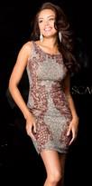 Scala Sparkling Homecoming Dress
