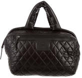 Chanel Coco Cocoon Framed Tote