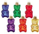 Nordstrom 'Gummy Bears' Handblown Glass Ornaments