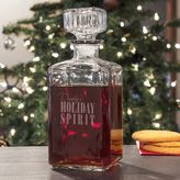 "Cathy's Concepts Cathys concepts Daddy's Holiday Spirit"" Decanter"