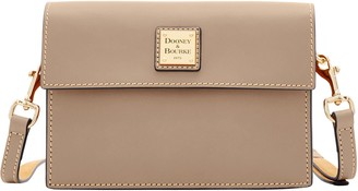 Dooney & Bourke Beacon Small East West Flap Crossbody