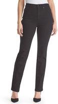 Gloria Vanderbilt Petite Amanda Classic Fit Embellished Tapered Jeans