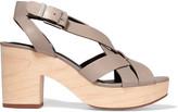 Rebecca Minkoff Jessica leather sandals