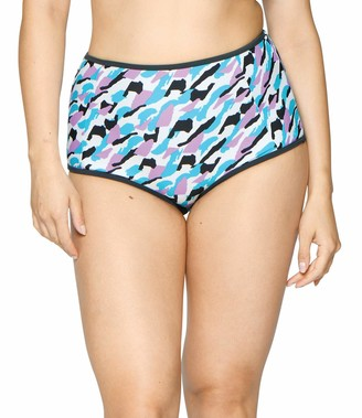 Curvy Kate Women's Miami Heat High Waist Bikini Brief