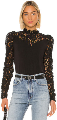 Generation Love Tamra Lace Blouse