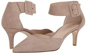 Pelle Moda Kenley (Black Suede) Women's Shoes