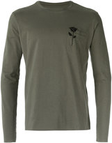OSKLEN long sleeves t-shirt - men - Cotton - M