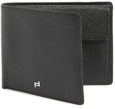 Porsche Design Men's 'French Classic 3.0' Leather Billfold Wallet - Black