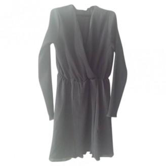 Carven Black Polyester Dresses